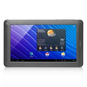 China Handheld DDR3 Android 2.3 4G/8G/16GB 7 inch tablet palmtop with USB2.0 on sale