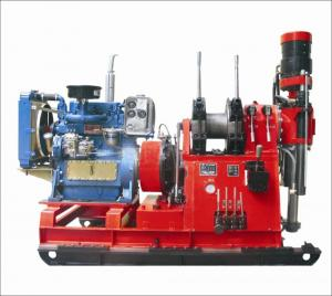 China Spindle type tunnel drilling rigs of HGY-300 Drilling Rig on sale