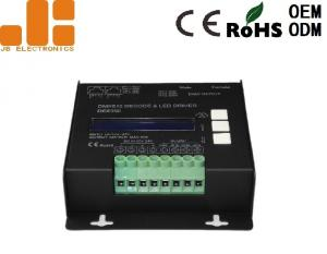 China Self - Dimming 10A*4CH LED Dimmer Controller With LCD Screen Display on sale