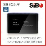 Enhanced PoE Tablet PC with Controllable RGB LED Strip