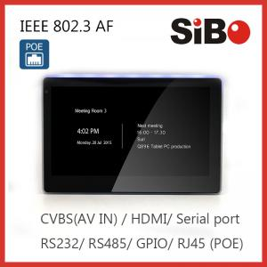 SIBO Q896 In Wall Android Tablet With RS232 RS485 for sale – Meeting