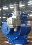 Anti Corrosion Eccentric Plug Valve With Manual  / Pneumatic / Electric Power