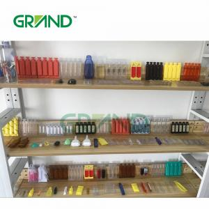 China GGS-240 Automatic plastic ampoule liquid filling sealing packing machine price on sale