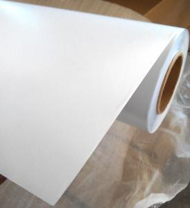 China Self Adhesive Cold Laminating Film 80mic / 100mic / 120mic Dust Proof on sale