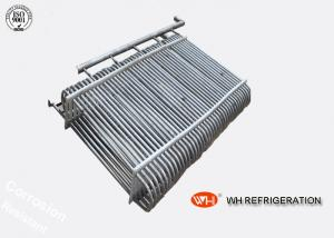 China Titanium Seamless Tube Coil Heat Exchanger , Counterflow Wort Chiller on sale