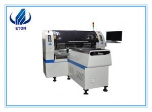 China Smt Line Fastest Pick And Place Machine Global First Technology ETON on sale