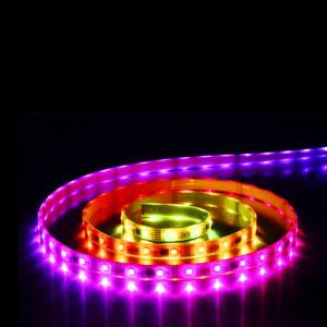 China Outdoor Red Color Changing Flexible Led Ribbon Strip Light w/ 300pcs 3528 5050SMD on sale