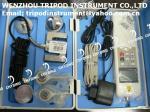Dinamômetro de Digitas (HF), unidades: N, quilograma, libra, com S-tipo sensor da elevada precisão (externo), para o impulso e a tração, carga máxima: 2000n/3000n/5000n, valor da divisão da carga: 1N, precisão: +_0.5%