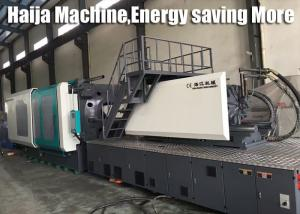 China Largest Plastic Injection Molding Machine For Plastic Dustbin Making Power Saving on sale