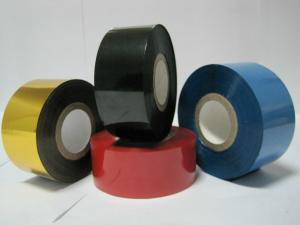 China hot  stamping foil/ribbon 30x100m  to print the date number and expiry date on sale