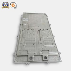 China 4 Axis CNC Machining Aluminium Machined Components For Communication Products on sale