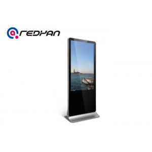 China Free Stand 3G Digital Signage 42 Inch LCD Media Player SD Card Storage on sale