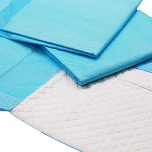 China Breathable Adult Incontinence Products Disposable Bed Underpads For Hospital on sale