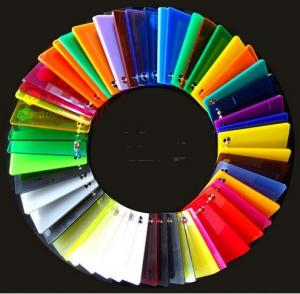 China hot sale acrylic glass sheets /color PMMA glass shees / cast acrylic sheets on sale