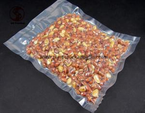 China Armazenamento Nuts/seco do selo de vácuo dos frutos ensaca com extrusão múltipla material laminado on sale