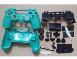 China Replacement Complete Housing Shell Case for PS4 Dualshock 4 Controller - Glossy Green on sale