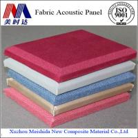Fireproof Soundproof Fabric Acoustic Wall Panel