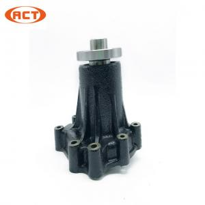 China Four Holes Excavator Water Pump Ass'y For Hitachi 4HK1 Engine Water Pump 8-98022872-1 on sale