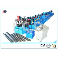High Speed C Purlin Roll Forming Machine , Cnc Roll Forming Machine Customized