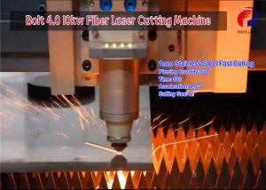 China IPG Small Laser Cutting Machine Metal CNC System With 180 M/Min Speed on sale
