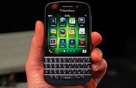 China BlackBerry Q10 on sale