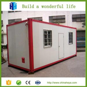 China 20ft modular container house, multipurpose container house, prefabricated container on sale