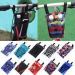 6.50*10.63in Bicycle Handlebar Bags Waterproof , Eva Handlebar Phone Bag