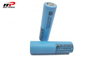 China Lightweight INR18650 MH1 3200mAh Lithium Ion Rechargeable Battery Pack on sale