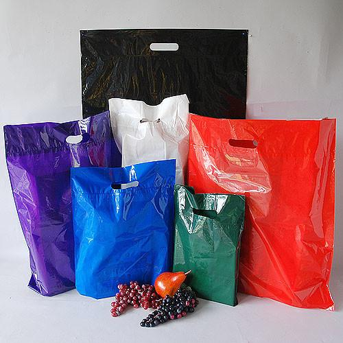 Colored Shopping Retail Gift Bags Customized Thickness Gravure Printing Images & Colored Shopping Retail Gift Bags Customized Thickness Gravure ...
