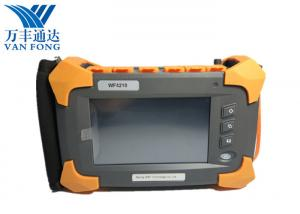 China 10 / 100 / 1000 M Ethernet Cable Tester Network Layer 1 2 3 BER RFC - 2544 Test on sale