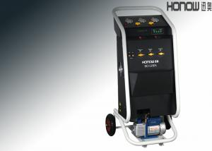 China Manual Model,R134A/R22  A/C Refrigerant Recovery  And Charging Machine on sale