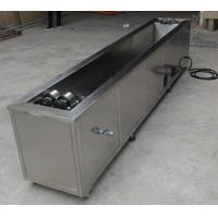 Tank Rotating System Industrial Ultrasonic Cleaning Machine 1200X300X200 Anilox Cylinder Cleaner