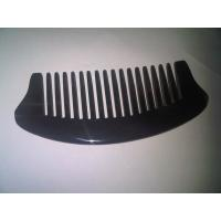 China OX Horn hair comb, cow comb, anti-hairloss portable healthy hiar combs brushes on sale