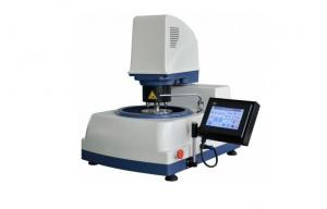 China Single Disc Automatic Metallographic Sample Grinding and Polishing Machine with Touch Controller on sale