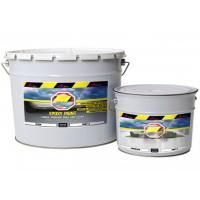 Liquid Glass 3d Oil Based Paint , Epoxy Coating For Concrete Floors White Environment