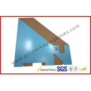 China Office Document Folder Corrugated Paper Box Foldable Corrugated on sale