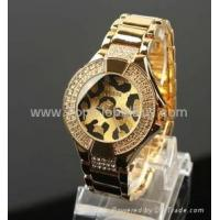 China 2013 Fashion GUESS Leopard women watch quartz Guess Leopard watches on sale