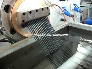 China El plástico que recicla el equipo/los gránulos plásticos trabaja a máquina/máquina plástica de la granulación on sale