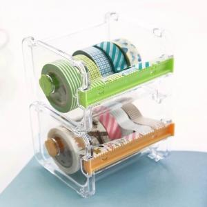 China Custom printed washi tape customized design washi tape with dispenser on sale