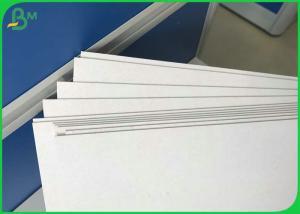 Quality Dos duplex enduit blanc de gris de conseil de rigidité forte pour les garnitures for sale