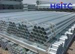 A106B psl2 3 Inch Galvanized Carbon Steel Pipe ISO9001