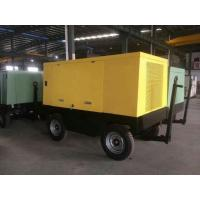 High Power Diesel Air Compressors Portable Type 90KW for Commercial or Geological Exploration Industry