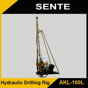 China Your best choise AKL-100L mobile drilling rigs on sale
