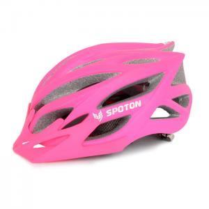 China Protective Sport Bike Helmet Sun Visor PC Material With LED Light on sale