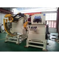 Low Noise Uncoiler Machine Stamping Automation For Auto Parts Production Line