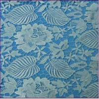 China Embroidered Fabric, Made of 100 Polyester with 55 to 57-Inch Width and Available in Various Colors on sale
