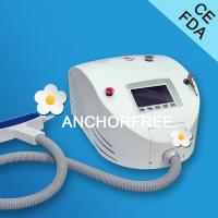 Mini Size Laser Tattoo Removal Machine , Eyebrow Removal Q Switched Laser Machine