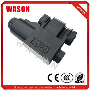 China 2B205 Metal NBR Excavator Machine Parts Proportional Solenoid Valve CE Certificate on sale