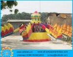 Thrilling park attractions jumping machine / bounce ride for sale