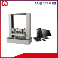 Computer Carton Paper Box Bursting Strengthtester/Packaging Burst Compression Strength Testing